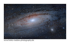 Blick in die Vergangenheit / look into the past (H. Roebke) Tags: 2018 galaxy deutschland color germany m31 lowersaxony langzeitbelichtung astro mgen2 niedersachsen guided spiegelteleskop celestronedgehd8 canon5dmkiv andromedagalaxie pixinsight longtimeexposure lightroom deepsky