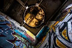Green Eyes (Thomas Hawk) Tags: america berkeley california carbonwarehouse eastbay flintink usa unitedstates unitedstatesofamerica abandoned graffiti fav10 fav25 fav50