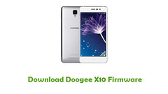 Doogee X10 Firmware (AndroidRomFree.com) Tags: stock rom flash file firmware android
