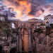 Sunset in Ronda - Andalucia, Spain - Travel photography