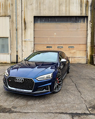 2018 Audi S5 Sportback (Rob Overcash Photography) Tags: audi s5 sportback b9 b9s5 s5sportback navarrablue abt awe vossen forged rs5 ecodes
