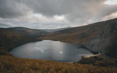 Lough Tay aka The Guinness Lake (Greg Dunne) Tags: loughtay guinnesslake lake landscape nature sunset ireland mountains wicklowmountains dublin wicklow