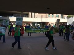 AFSCME Strike @ UCSB 2