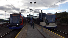 18i809_Meadowhall (Felixjaz) Tags: meadowhallinterchange 2018 class399 tramtrain supertram tram 399203 120