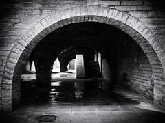 Linnahall IX (Feldore) Tags: tallinn estonia linnahall concert hall abandoned architecture derelict soviet concrete brutalist brutalism arch steps menacing feldore mchugh em1 olympus 1240mm