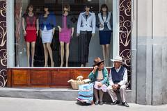 Street Portraits & Mannequins, Arequipa