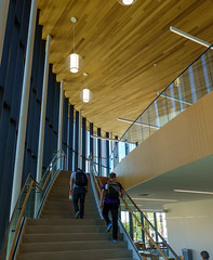 Interior; Cruzen-Murray Library. College of Idaho (2For66) Tags: placestags idaho illinois collegeofidaho caldwell travel