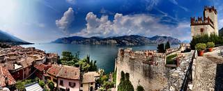 -Malcesine (Garda Lake)-