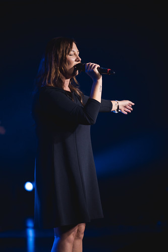 Maria Ledyaev at MC Church