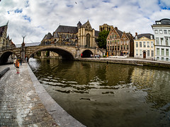P8045681 (igor.shishov) Tags: seasons summer бельгия гент лето памятныеместа сезоны ghent belgium cityscape city urban