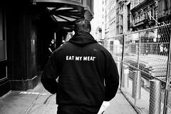 EatMyMeat (Street Witness) Tags: street photography fidi new york city john st 28mmcanonfdmountmanualfocuslens 15cropfactor42mmlens