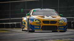 Turner BMW M6 (kenrem) Tags: alton bmw blue imsa m6 michelingtchallenge roadcourse sportscar turner vir virginiainternationalraceway weathertech yellow
