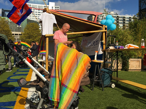 Untenu @ Rotterdam Pride