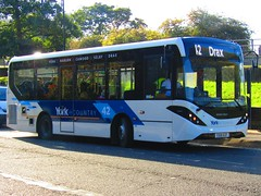 Transdev  (York & District) 726 Service 42 At Selby. (Gary Chatterton 4 million Views) Tags: transdev yorkdistrict york selby drax naburn stillingfleet cawood wistow service42 726 bus busservice publicservicevehicle transport vehicle busstation flickr explore photography canonpowershot