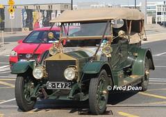 Rolls Royce (R1472). (Fred Dean Jnr) Tags: rollsroyce silver phantom tourer r1472 eastwallroaddublin september2015