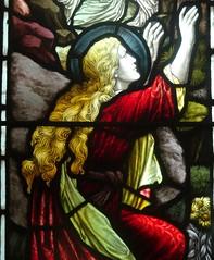 [66874] Edlington : John Hassard Short Window (Budby) Tags: edlington lincolnshire church window stainedglass