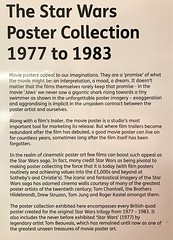 Information poster at #MayTheToysBeWithYou, Torquay Museum 19.08.17 (Trevor Bruford) Tags: star wars toy figure exhibition torquay museum maythetoysbewithyou
