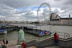 Westminster Bridge (triniquito) Tags: inglaterra england londres london city ciudad europa europe westminsterbridge bridge puente bigbeg abadía abbey londoneye