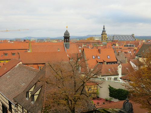 Bamberg rooftops (1 of 5)