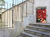 Lost Legacy (BLIND (ELF CREW)) Tags: streetart urbanart muralart graffiti contemporaryart traditionalart collaboration wheatpaste iranianarchitecture vault doorway ambient letter calligraphy calligraffiti irangraffiti persiangraffiti iranstreetart iranurbanart گرافيتي گرافيتى هنرشهری هنرخیابانی نقاشىديوارى blindelfcrew