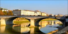 l'Arno (arno18☮) Tags: firenze italie arno riflessi toscane 2018