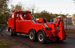 Wr-Eka Rear (ekawrecker) Tags: volvo f89 eka truck lorry recovery wrecker breakdown stathams q965npp