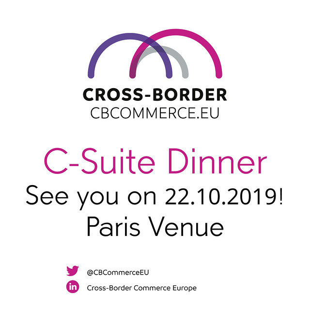 C-Suite Dinner - See you on 22.10.2019