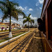 """""""Maria Fumaça"""" - Minas Gerais (mariohowat) Tags: cidadehistórica mariafumaça trem sãojoãodelrei tiradentes minasgerais brasil brazil brasilcolonial canon6d"""