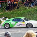Maurice Girard (BMW M1 Procar), 2x Champion de Suisse d eVitesse et Champion de Suisse de Slalom... quelle musique, ce 6-cylindres ! thumbnail