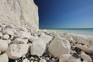 The White Cliffs Of The Beach