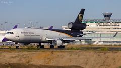 UPS (ab-planepictures) Tags: cgn ups eddk mcdonnell douglas md11 köln bonn flughafen flugzeug aircraft aviation airport plane planespotting