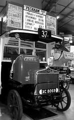 General K424 Acton Depot  22/09/18. (Ledlon89) Tags: london bus buses londonbus londonbuses londontransport lt lte lptb vintagebuses oldlondon transport leyland aec ltmuseum actondepot ltm