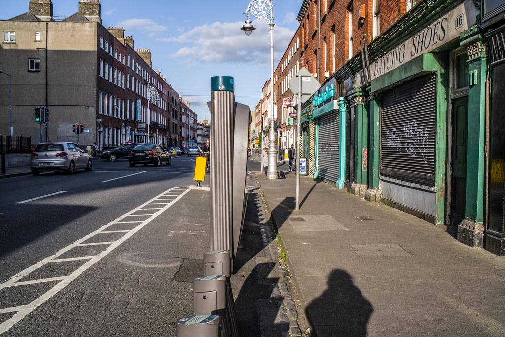 DUBLINBIKES DOCKING STATION 59 [GREAT DENMARK STREET]-144959