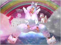 KittyCorn! (ximajica) Tags: mooh virtualreality virtualrealityworld virtual vamplove secondlifefashion secondlife sl pixels pixel neko kitty imajica happy gamer fashionblogger fashion fashionista daddysgirl collared bloggerstyle blogger blogging blog avi avatar