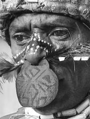 Enga (pguiraud) Tags: singsinge papua papouasienouvelleguinée sergeguiraud jabiruprdo oéanie tribus ethnies tribes portrait enfants ornementnasal coiffe asaro masquedeboue hommesboue huli tari madang enga