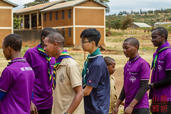 2018 - Venturers Tanzania - Day 6 (28th Vancouver Scout Group) Tags: 28thkitsilanoscoutgroup 28thvancouverscoutgroup africanwildcatsexpeditions arushascoutgroup friendsacrosstheworld handshake internationalfriendship karatuscoutgroup karatusecondaryschool scouts scoutscanada tanzania tanzaniaexpedition2018 tanzaniascouts thanks venturerscouts venturers wosm worldbrotherhoodofscouting karatu arusha tz