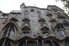 casa battlo 6 (smallritual) Tags: barcelona gaudi casabattlo artnouveau modernisme