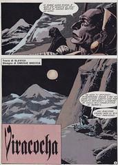 Lanciostory #v18#42 / Viracocha (micky the pixel) Tags: comics comic fumetti heft adventure euraeditoriale lanciostory waltherslavich enriquebreccia viracocha vollmond inkas peru