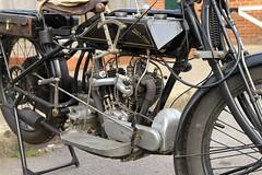 1920 Martinsyde-Newman 680cc RS 3347 (BIKEPILOT, Thx for + 4,000,000 views) Tags: 1920 martinsydenewman 680cc rs3347 brooklandsaviationday brooklandsmuseum weybridge surrey uk classic vintage transport vehicle motorcycle motorbike bike engine england britain