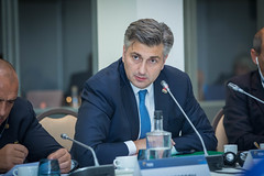 A23A8725 (More pictures and videos: connect@epp.eu) Tags: epp summit european people party brussels belgium october 2018 andrej plenković prime minister croatia