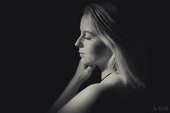 Maren (RickB500) Tags: portrait girl rickb rickb500 model beauty expression face cute hair