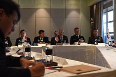 181019-D-BN624-0065 (Secretary of Defense) Tags: ussecretaryofdefensejamesnmattis jamesmattis jimmattis japan southkoreatakeshiiwaya jeongkyeongdoo asean singapore defmin secdef