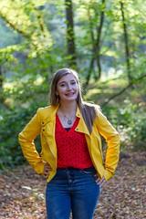 IMG_9407 (fab spotter) Tags: younggirl portrait forest levitation brenizer extérieur lumièrenaturelle