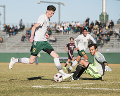 "2018_10_20GoldenBearsSoccer (2) (Don Voaklander) Tags: ""university alberta"" ""don voaklander"" voaklander edmonton alberta canada college university varsity sport sports men man men's male males academic canadian ""canada west"" ""canadian interuniversity sport"" ""u sports"" cis cw ""golden bears"" west universities athletic association"" athlete athletes soccer"