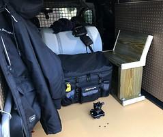 IMG_2297 (jalexartis) Tags: diy kit gear seat bench stand photographersseat photographer'sbench photographer'sstand van fordtransitconnect