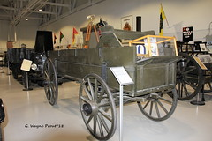 Military Horse Drawn Wagon (Gerald (Wayne) Prout) Tags: militaryhorsedrawnwagon military horse drawn wagon canadianforcesbaseborden militarymuseum cfbborden simcoecounty ontario canada prout geraldwayneprout canon canoneos60d eos 60d digital dslr camera canonlensefs18135mmf3556is lens efs18135mmf3556is photographed photography vehicle equipment wwi canadianforces base borden simcoe county dnd departmentnationaldefense governmentofcanada museum