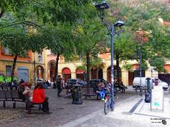 DSCF2350_r (Lancet_) Tags: bologna emiliaromagna street italia città towns paesaggiourbano