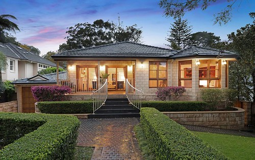 22 Gladstone Pde, Lindfield NSW 2070