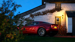 car grandtourer sportscar europe european italian... (Photo: Mr. Pebb on Flickr)