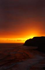 Hummersea Sunrise (asbrook1991) Tags: sunrise hummerse north yorkshire coast cliffs skinningrove